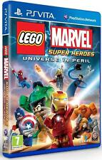 LEGO Marvel Super Heroes - Universe in Peril For Sony Vita (New & Sealed)