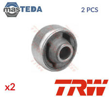 2x TRW LOWER FRONT REAR CONTROL ARM WISHBONE BUSH JBU480 G NEW OE REPLACEMENT