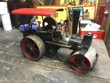 Modelli a Vapore Wilesco Rullo Compressore Motore di Trazione modello trattore