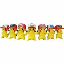 Takara Tomy Pokemon The Movie 20 I Choose You Moncolle EX Satoshi's Pikachu Set