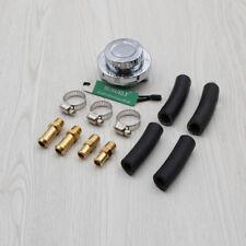 1.5 - 5 psi Adjustable Fuel Pressure Regulator Carburetor Carb Kit 8mm 10mm Hose