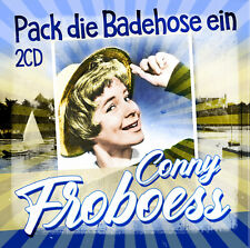 CD Conny Froboess Pack die Badehose ein 2CDs