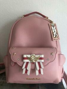Samantha Vega Cardcaptor Sakura Edition backpack Bag PINK 25th Anniversary