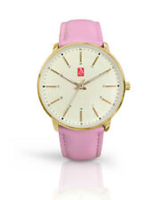 Prestige Medical Sunset Premium Nurse Leather Watch