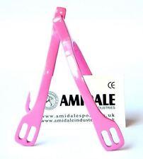 EQUITAZIONE SPERONE equestre leggero alluminio amidale Sports Rosa