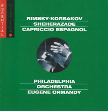 Rimsky-Korsakov: Sheherazade / Capriccio Espagnol CD