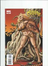 Marvel Comics Shanna The She-Devil Survival of the Fittest 2 NM-/M 2007