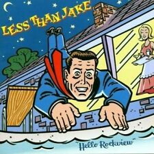 LESS THAN JAKE - HELLO ROCKVIEW / LOSING STREAK 2CDs (NEW & SEALED) Punk