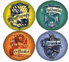 Harry Potter House Badges Cross Stitch Kit