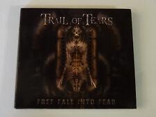 ★★★ Trail of Tears-Free cas Into Fear-CD Limousine Edition en digipack ★★★