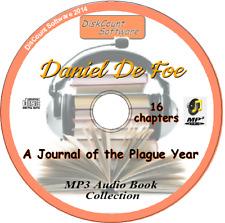 A Journal of the Plague Year - Daniel De Foe  MP3 Audio Book on CD