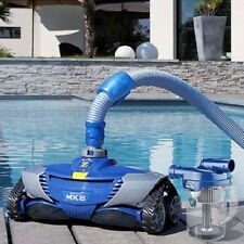 Zodiac MX8 MK2 Pool Cleaner + Cyclonic Leaf Catcher