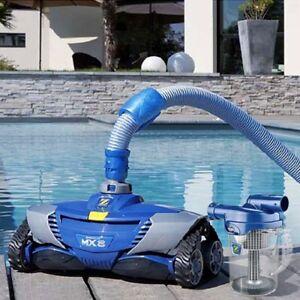 Zodiac MX8 MK2 Pool Cleaner + Cyclonic Leaf Catcher