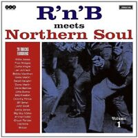 Various - R'n'b Meets Northern Soul  LP  NEW