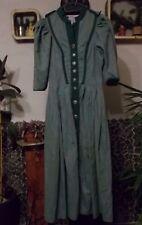 Damen Trachten Kleid grün Gr 34