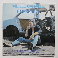 SERGE GAINSBOURG Vieille canaille 6172287