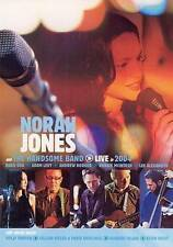 Norah Jones And The Handsome Band: Live in 2004 (DVD, 2007)