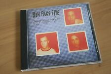 BEN FOLDS FIVE - WHATEVER AND EVER AMEN - - used CD
