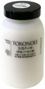 Japan Seiwa Tokonole Leathercraft Tragacanth Leather Burnishing Gum 500g Clear*
