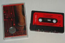 BRUCE SPRINGSTEEN HUMAN TOUCH 1992 CASSETTE w/fold-out lyric insert - tested