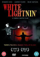 DVD:WHITE LIGHTNIN - NEW Region 2 UK