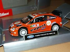 Ford Focus RS  Solberg  Rally Norway  2007   1/43