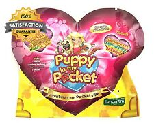 Puppy in my Pocket Adventures Pocketville Blind Bag Party Loot PACK of 10