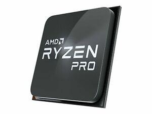 CPU AMD Ryzen 5 Pro 2400GE (4-Core/8-Thread, 3,8GHz) AM4 VEGA 11 - ohne Kühler