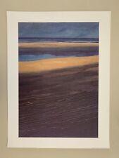 LEON SPILLIAERT, 'MARINE,PLAGE A MAREE BASSE,1909' RARE 2005 ART PRINT