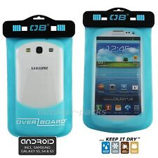 Wasserdichte Handy Samsung Galaxi 3 4 5 Android Tasche Hülle OverBoard aqua