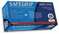 *1-Pack* MicroFlex Safegrip PF Latex Examination 50 Gloves X-Large SG-375-XL