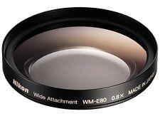 Nikon WM-E80 Wide Converter 0.8x