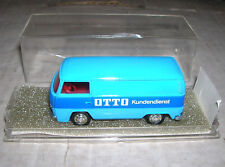 VINTAGE Schuco VW Transporter T2 Werbemodell OTTO Kundendienst 1:66 - 70er Jahre