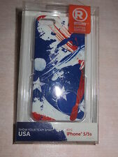 iPhone 5 & 5s Snap-On Case / Cover World Cup Soccer Team USA By Radioshack