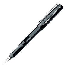 Lamy Safari Fountain Pen - Black - Fine Nib