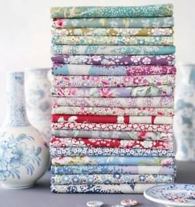 WOODLAND COTTON FABRIC RANGE by Tilda Fabrics * Quilting * Craft * Dressmaking