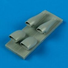Quickboost 1/48 Grumman S-2E/S-2F/S-2G Tracker Air Intakes # 48508