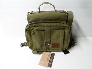OneTigris Dog Pack Hound Travel Camping Hiking Backpack Saddle Bag Rucksack
