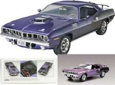 Hemi Cuda Plymouth  Model Car Kit New Fully High Detailed Plastic Scale 1/24 NEW