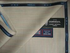 "DORMEUIL ""INTENSE"" LUXURY WOOL SUITING FABRIC 6.2 m.-MADE IN ENGLAND BY Dormeuil"