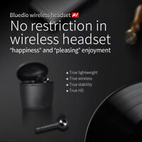 Bluedio Hi Wireless Bluetooth Earphone Stereo Sport Earbuds Headset For Phone AB