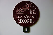 "RCA VICTOR RECORDS LOLIPOP 4 1/2"" H by 3 1/2"" W TOPPER DISPLAY"