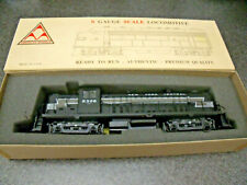 American Models S Scale  RS-3 New York Central Diesel Unused  Condition In O. B.