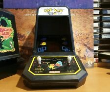Coleco electronic tabletop mini arcade pac man game . refurbished!