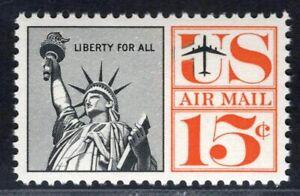 Airmail C63a Mint OG NH PSE Cert Superb 98 SMQ $60 (LB 10/2)
