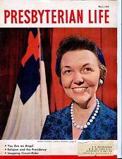 Presbyterian Life Magazine May 1 1960 Cathryn Hoeldtke EX 050217nonjhe