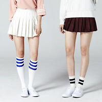 """2NEFIT"" Korea Women's Clothes SK-004 Soft Pleated Tennis Suede Skirt Size S M"