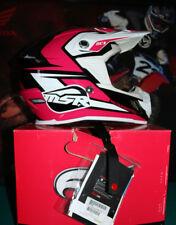 SC1 Score black/pink/white MSR motocross motorcycle helmet size XXL 63-64cm