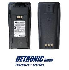 Motorola Akku - PMNN4253AR - Lithium Ionen 1.600mAh für DP1400 CP040