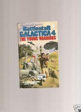 Battlestar Galactica 4 - The Young Warriors by Glen A. Larson (1980, Paperback)